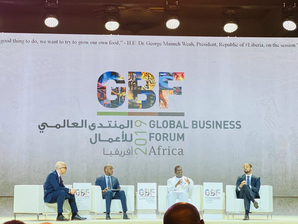 Global Business Forum Africa 2019 - Dubai